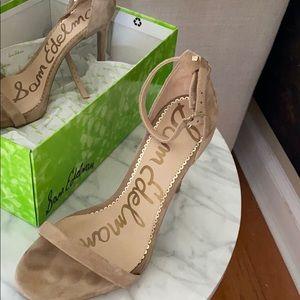Shoes - Same Edleman Arielle suede high heel